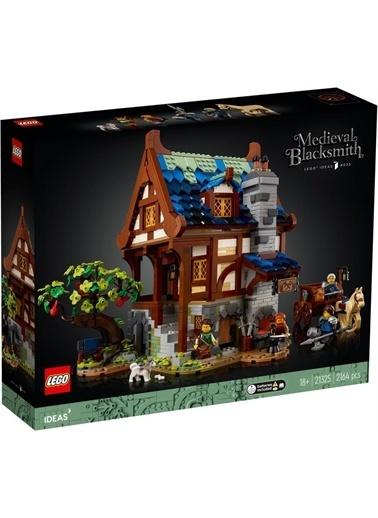 Lego Lego İdeas 21325 Medieval Blacksmith Renkli